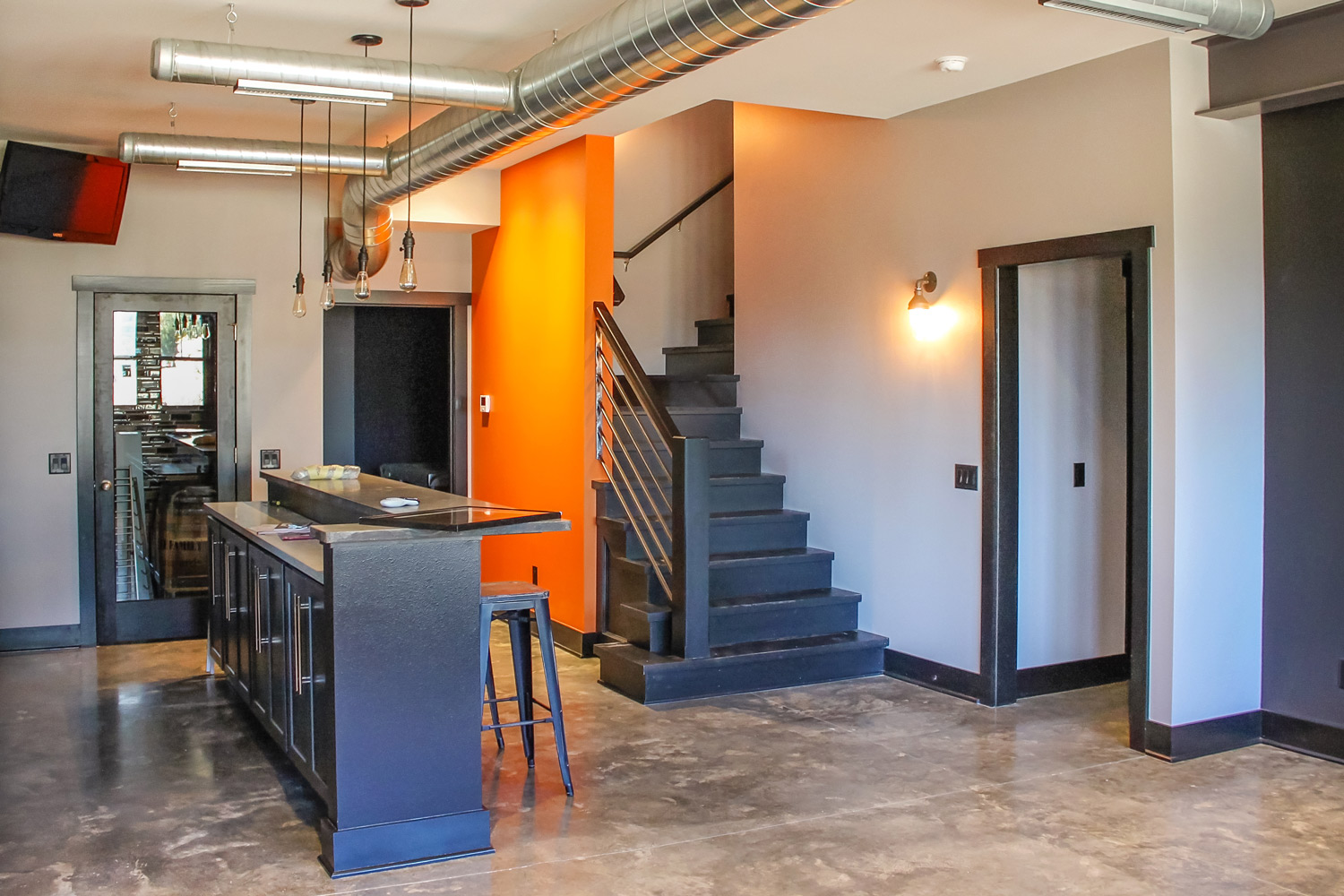 Basement Remodeling in Madison, WI