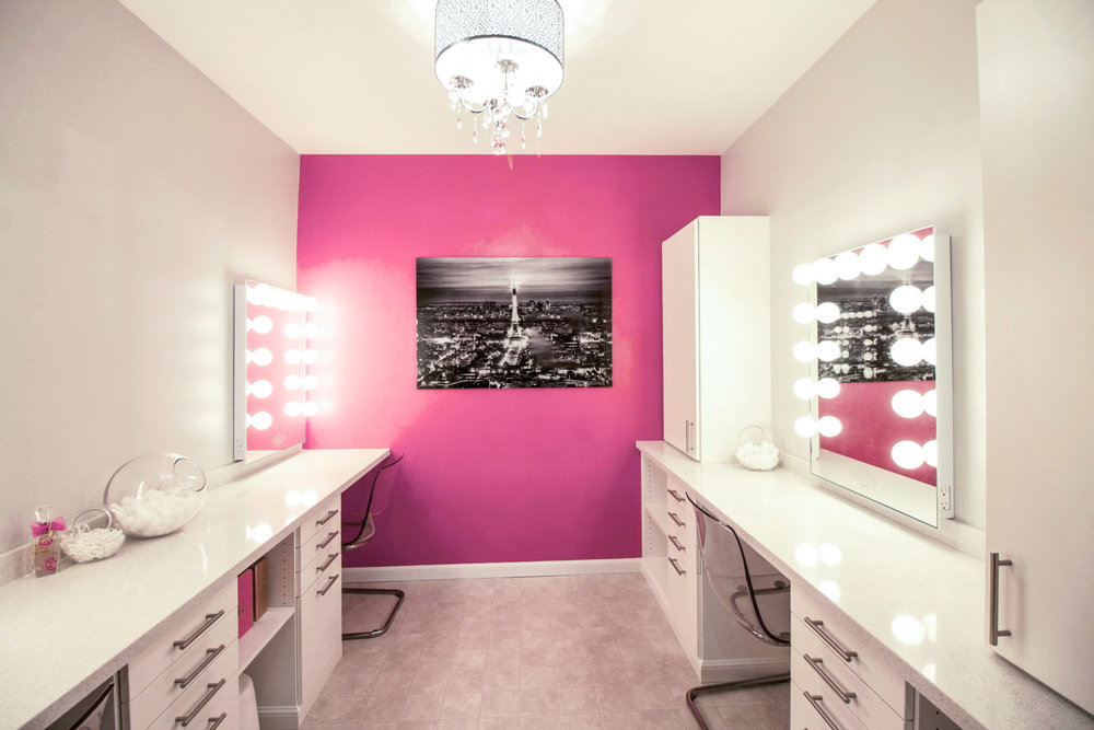 Dressing Rooms, Walk-in Closets and pantry Remodeling and Design - Madison Wisconsin