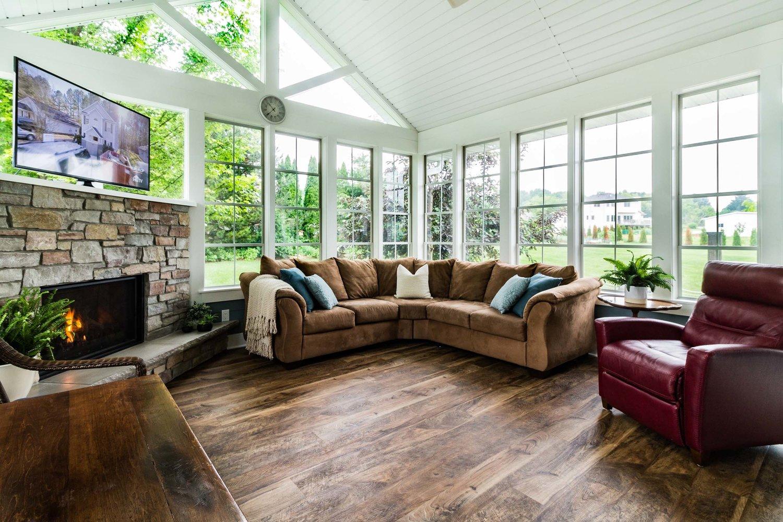 Three Season Porch Home Addition