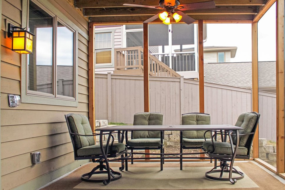 Two Story Deck Home Addition, Madison, WI