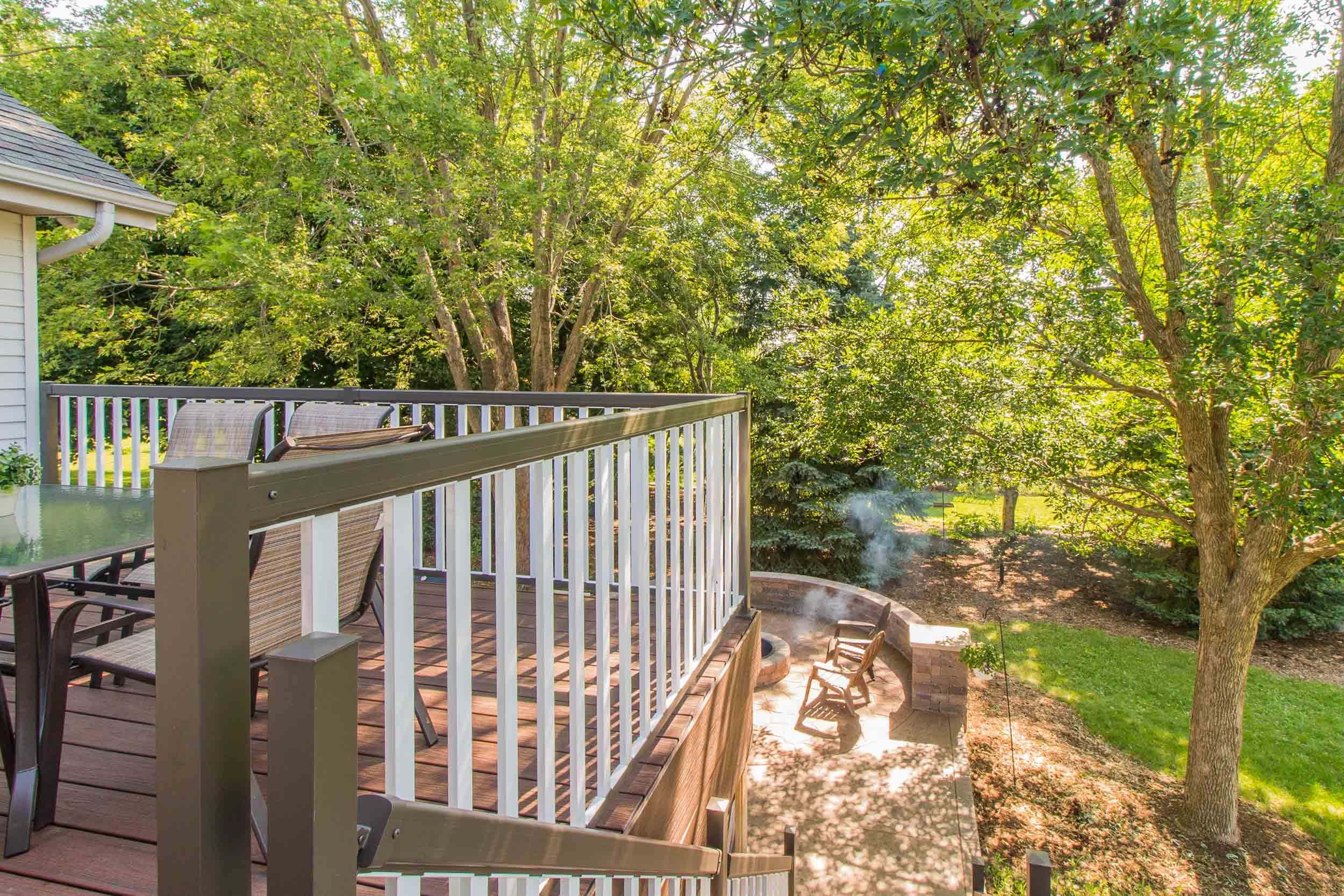 Home Remodeling Deck Design DeForest, Wisconsin