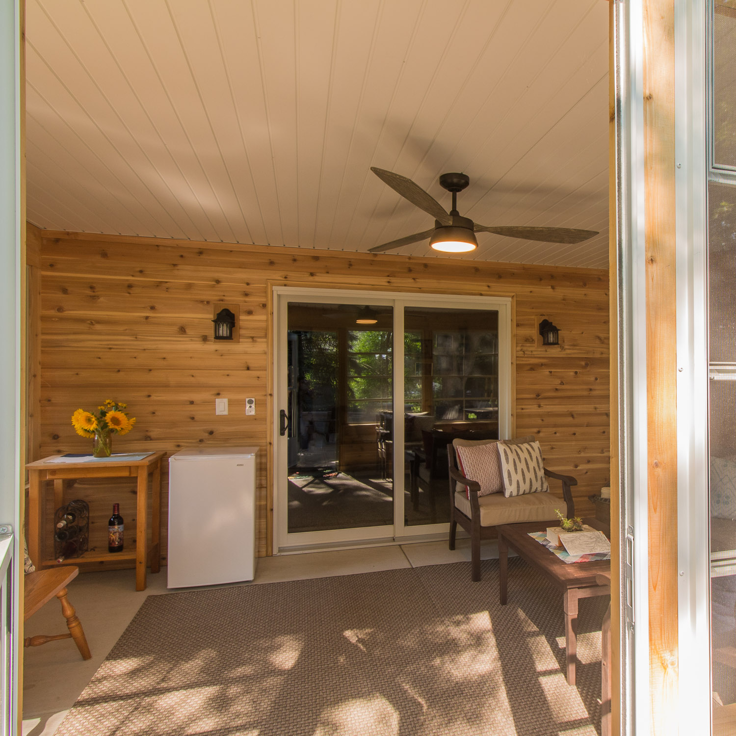 Home Remodeling Addition and 3 Season Porch