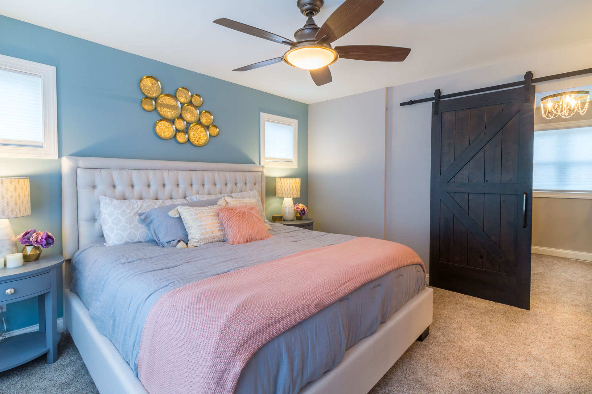 Attic Remodeling For A Bedroom