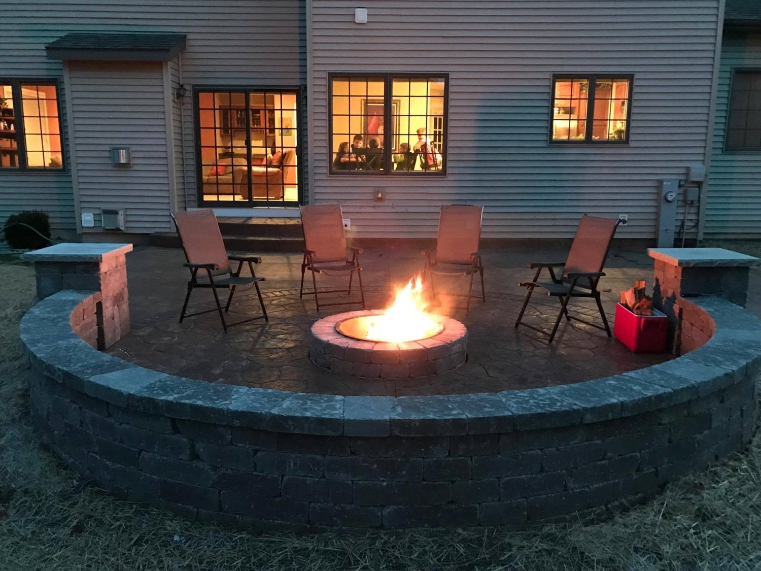 Stamped Concrete Patio Design Ideas You Ll Love For Years To Come Degnan Design Build Remodel