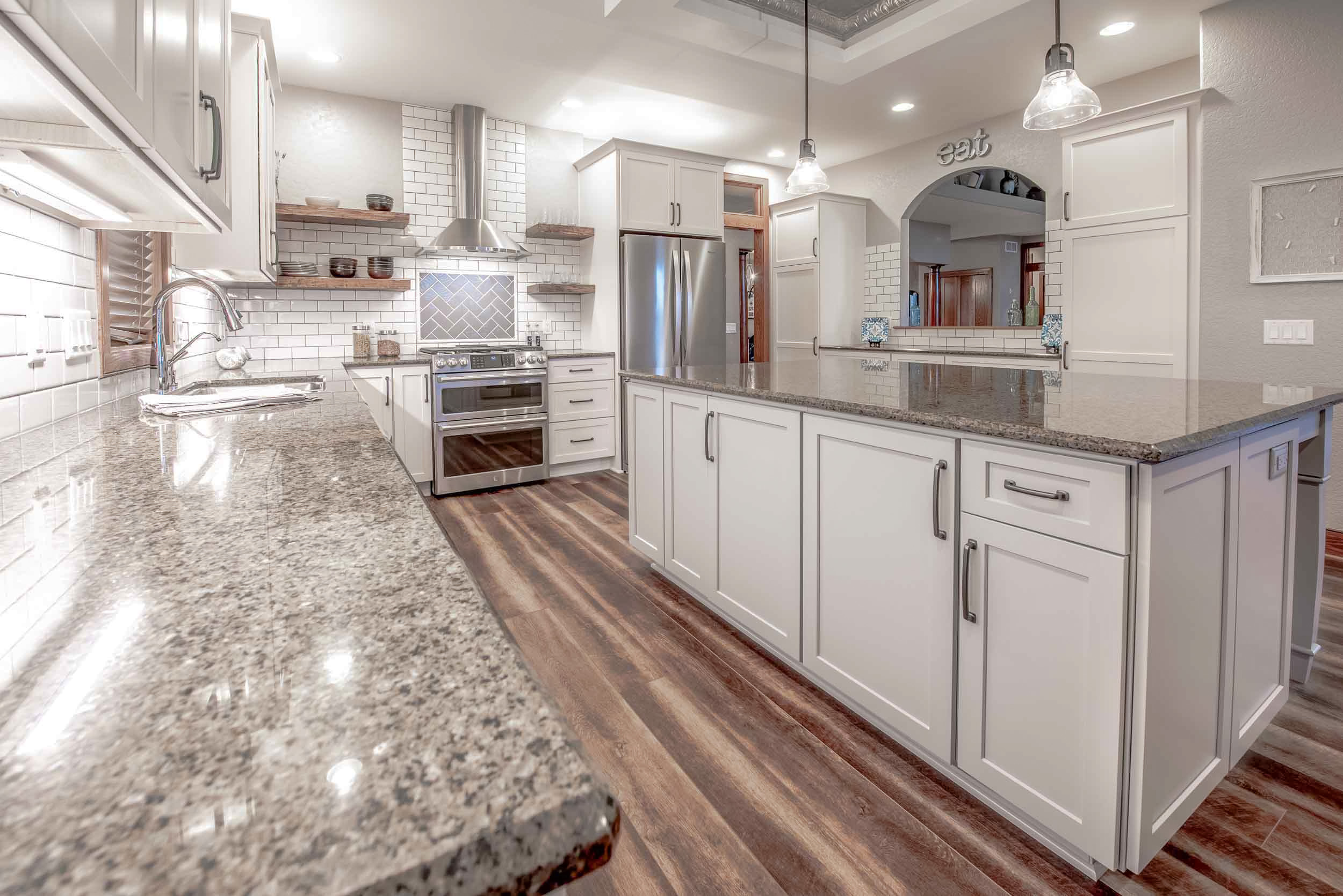 Country Farmhouse Kitchen Remodeling Windsor, WI