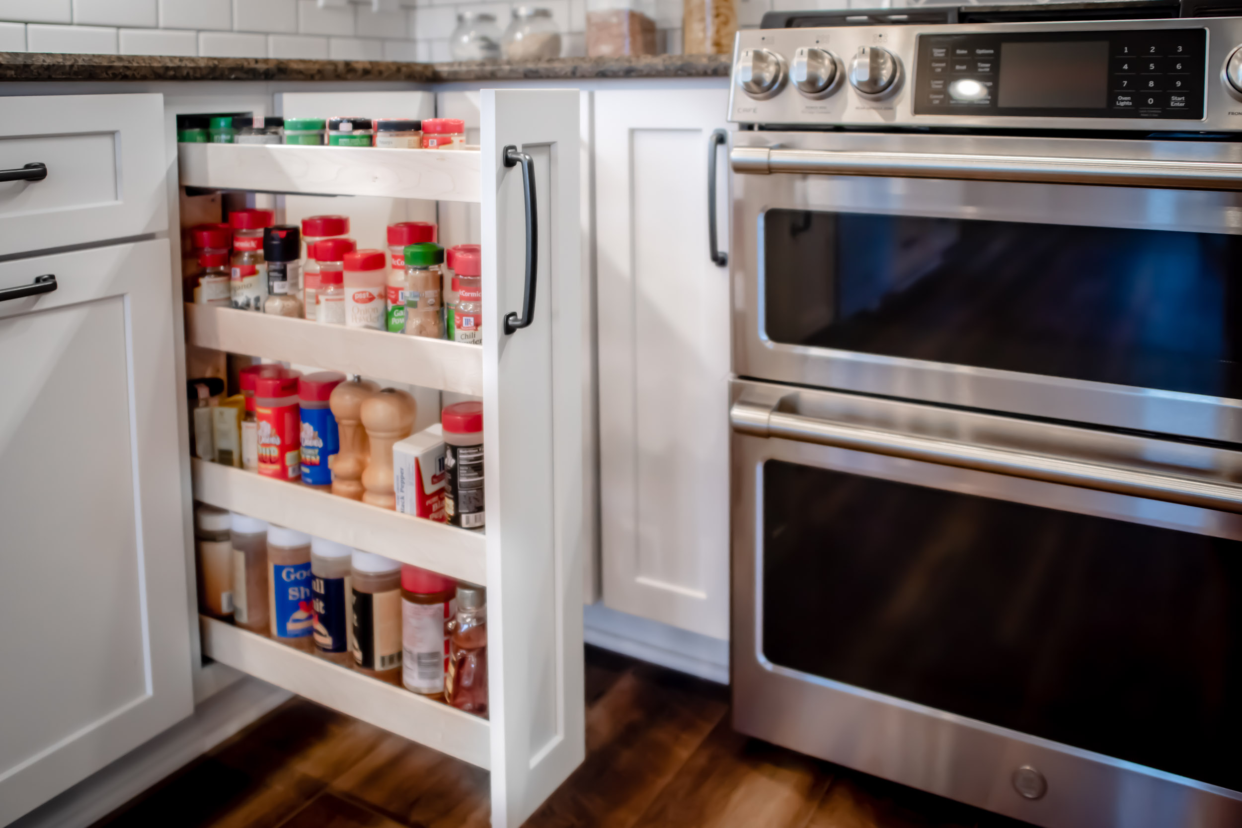 Dura Supreme Pull Out Spice Cabinets
