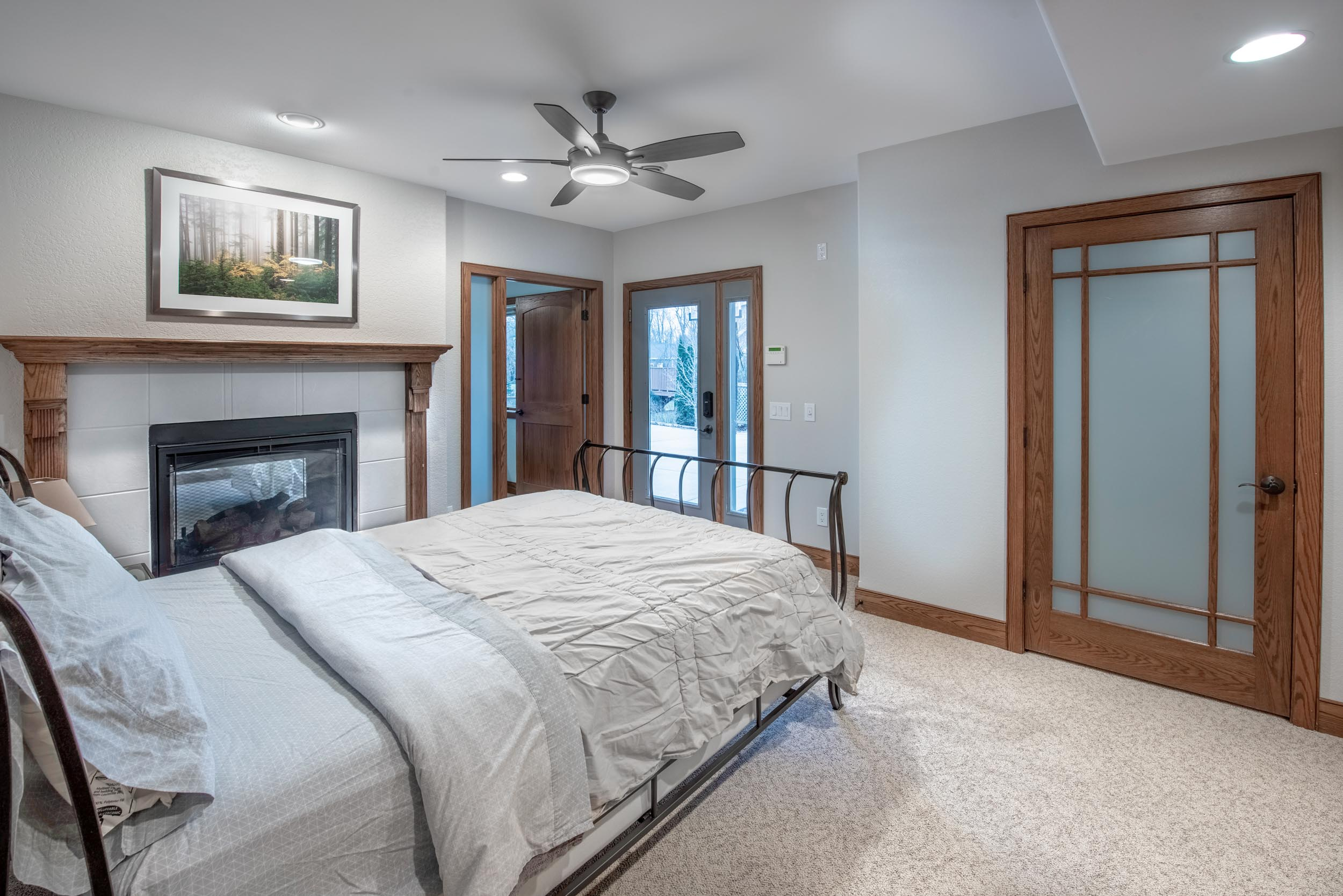 A second Guest Bedroom For Extended Family Stays