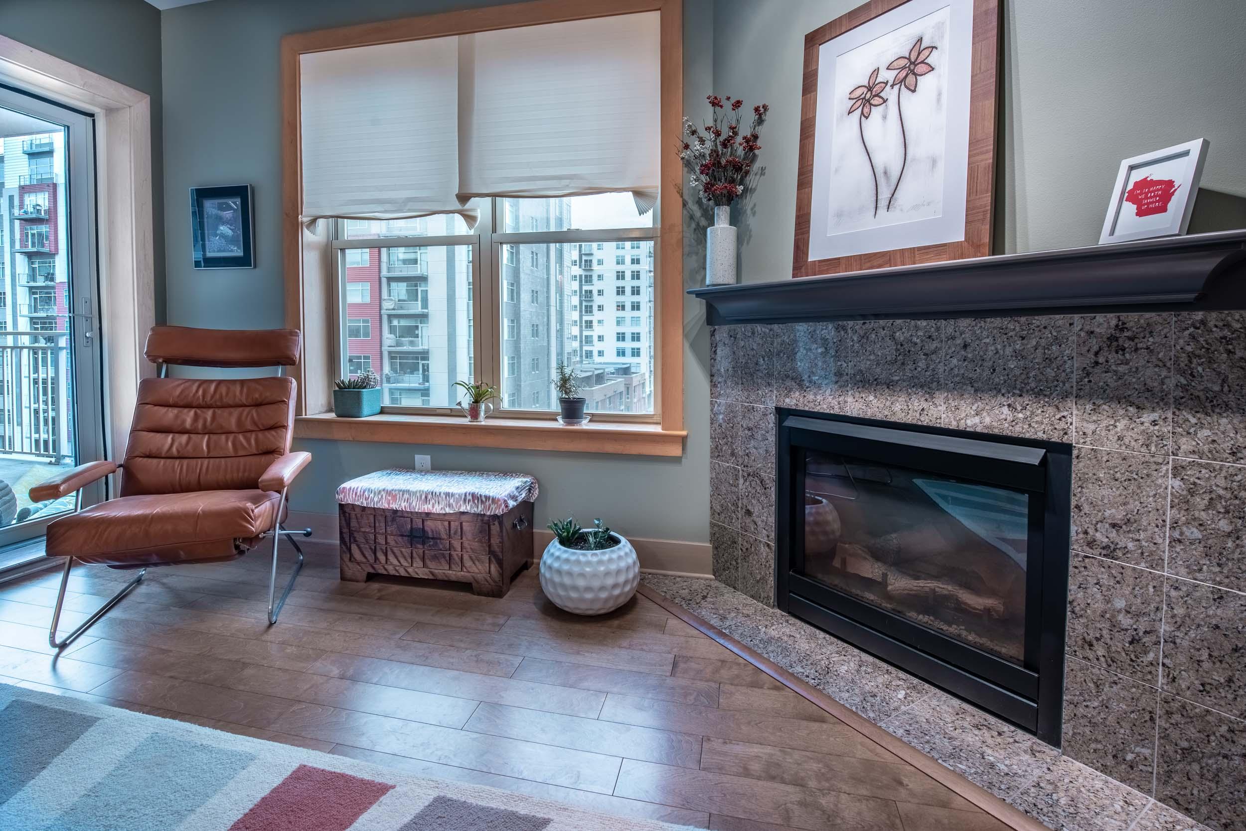 High-Rise Condominium Remodel in Madison, WI