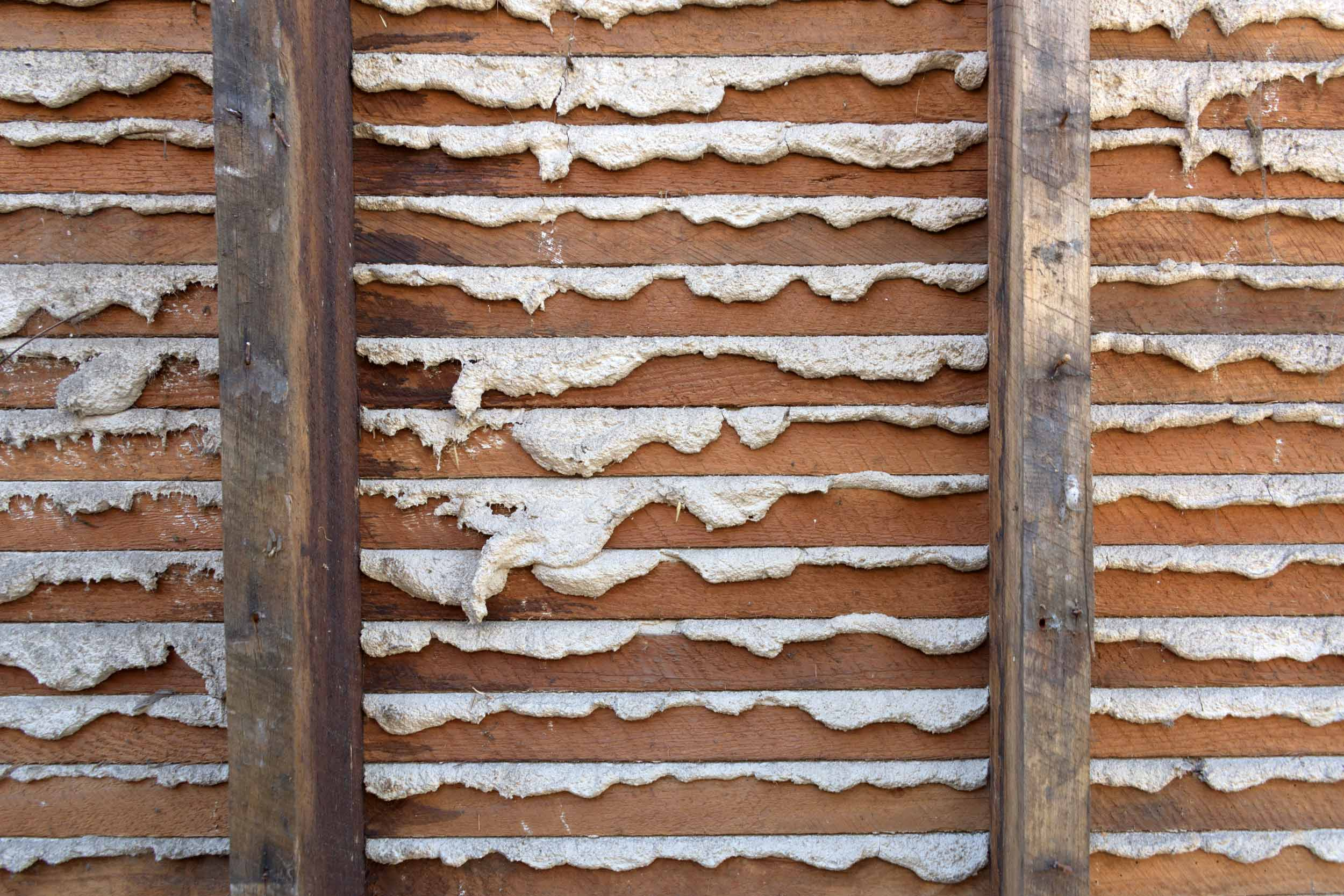 Horse Hair Plaster Walls In Home Renovation