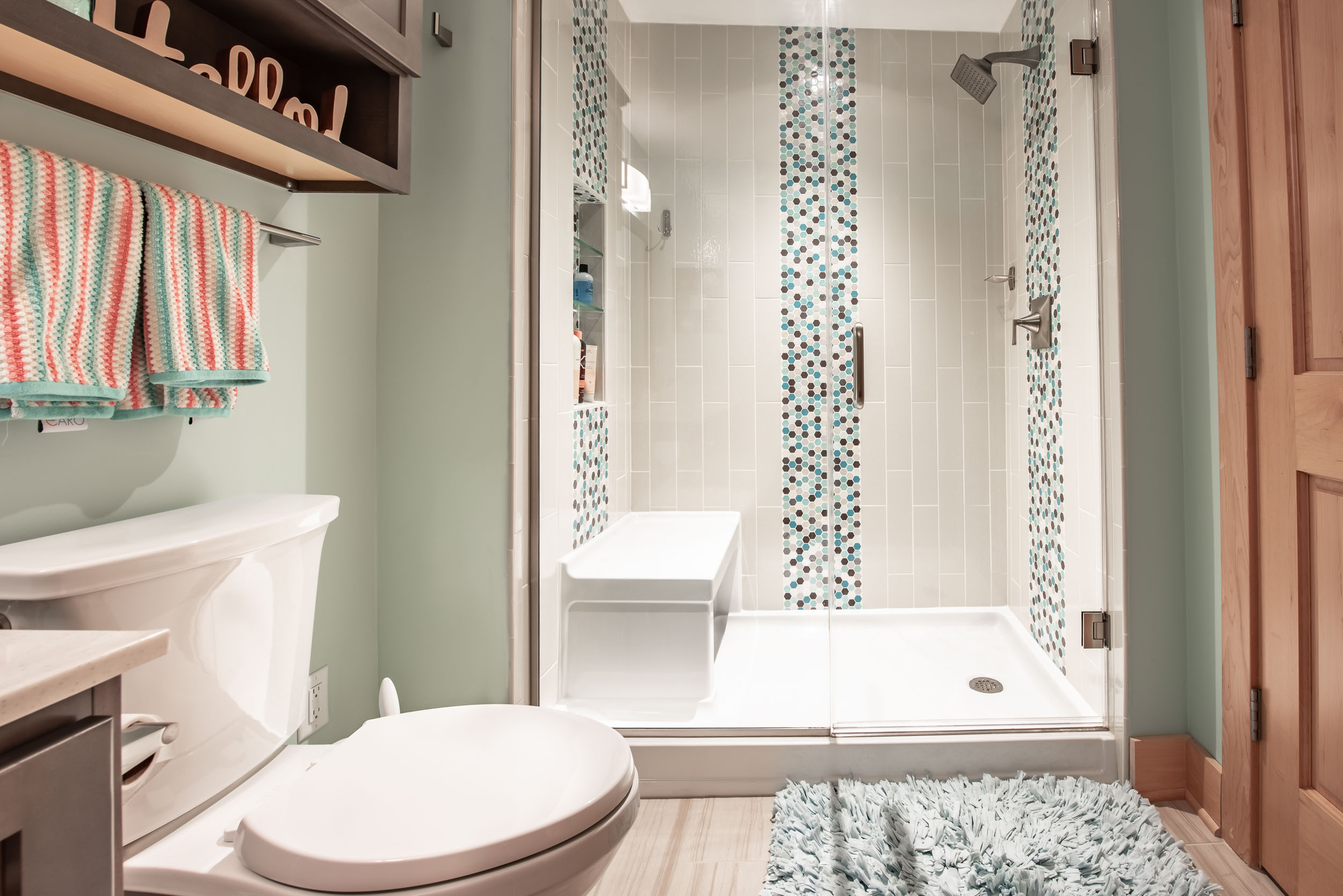Condominium Master Bath Remodel