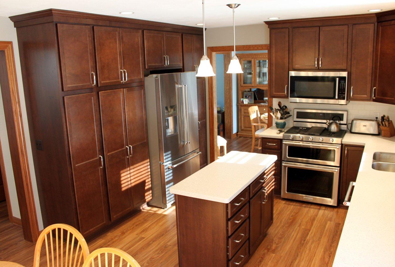 Kitchen Design What Size Kitchen Island Will Fit In My Kitchen ...
