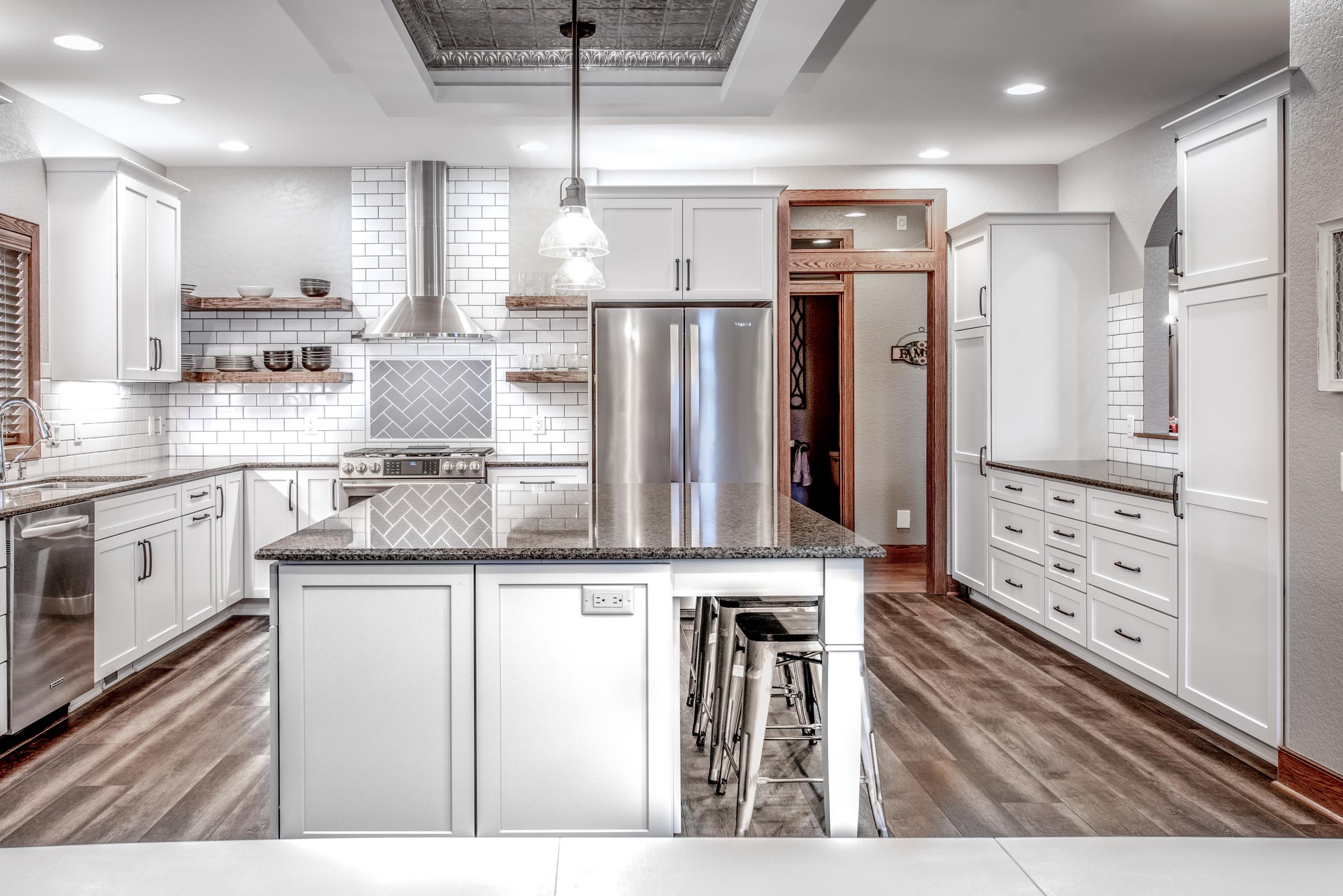 How To Get A Layered Lighting Look In A Kitchen Remodel ...