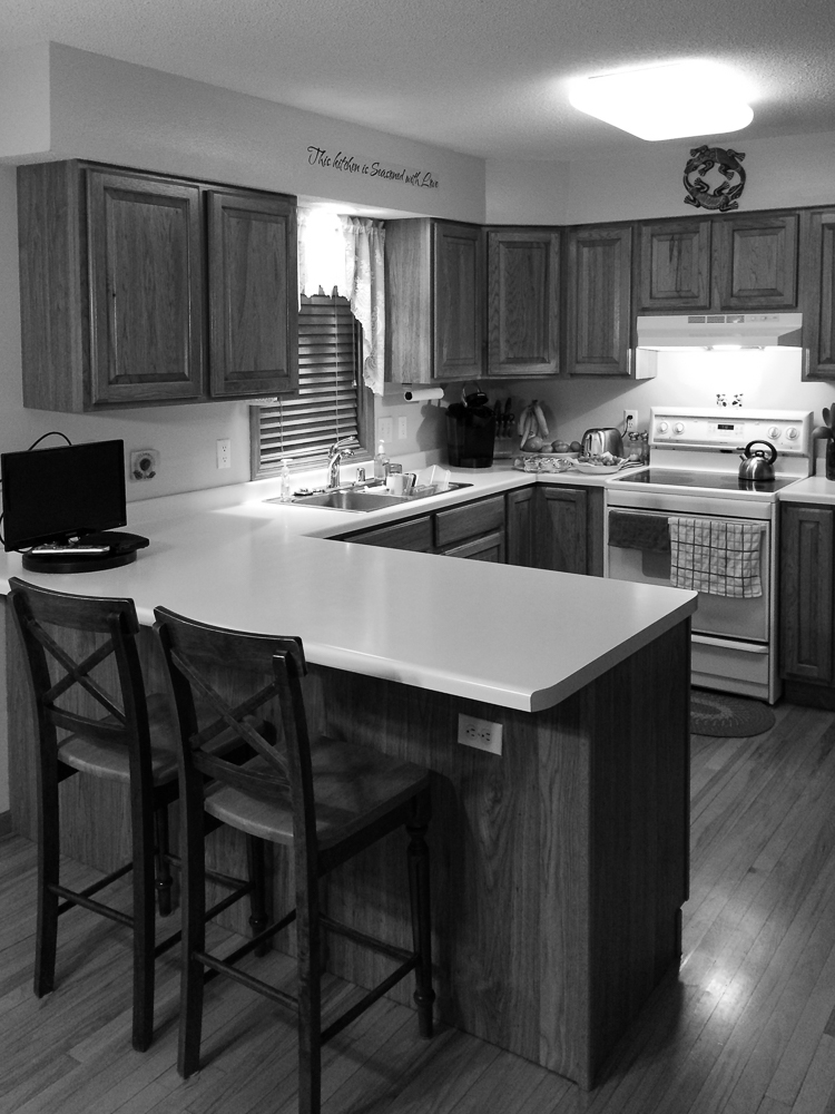 Kitchen Remodeling Before Picture - View The After Images Of This Project - Click Here