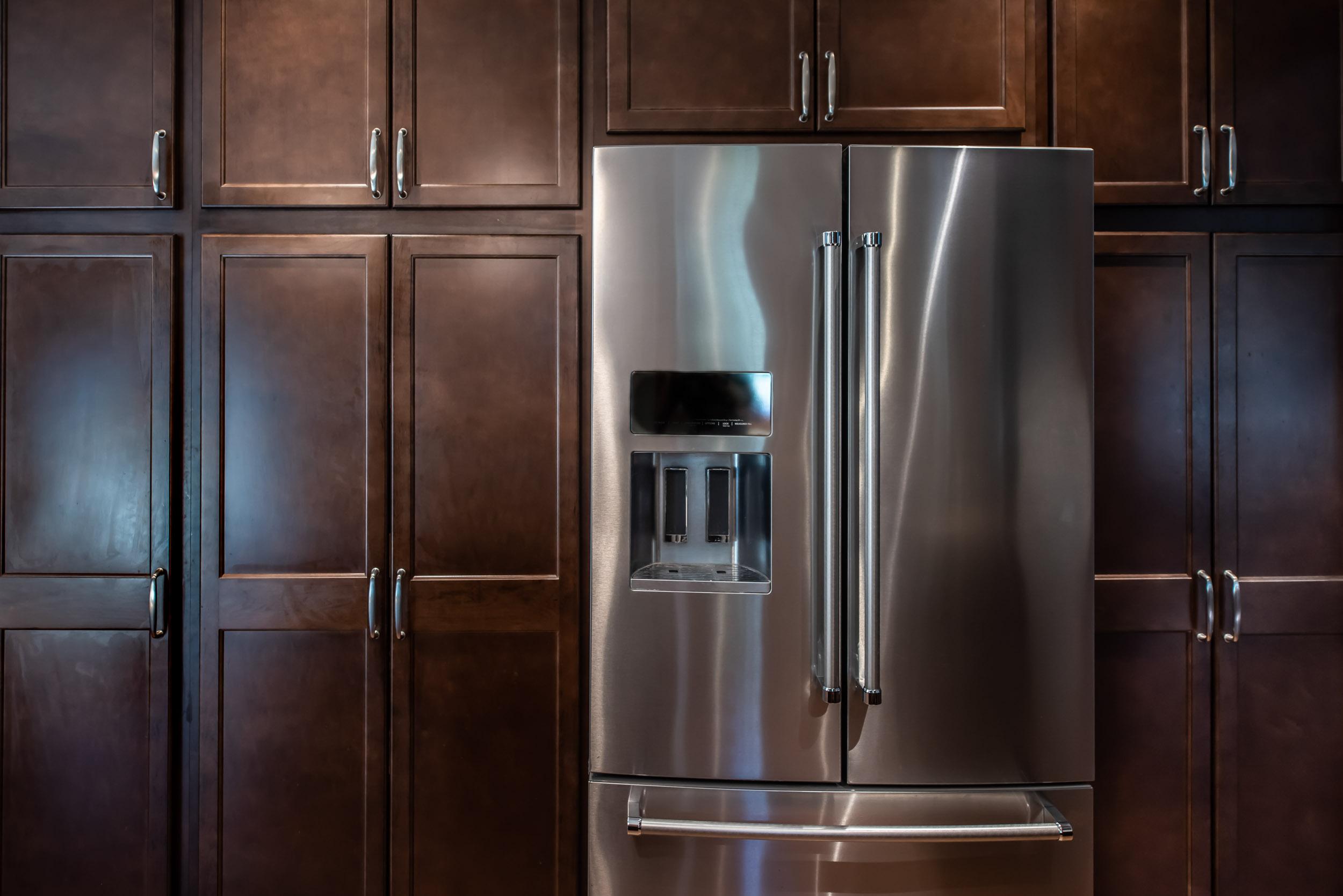 KitchenAid Appliances Were Used Throughout The Kitchen.