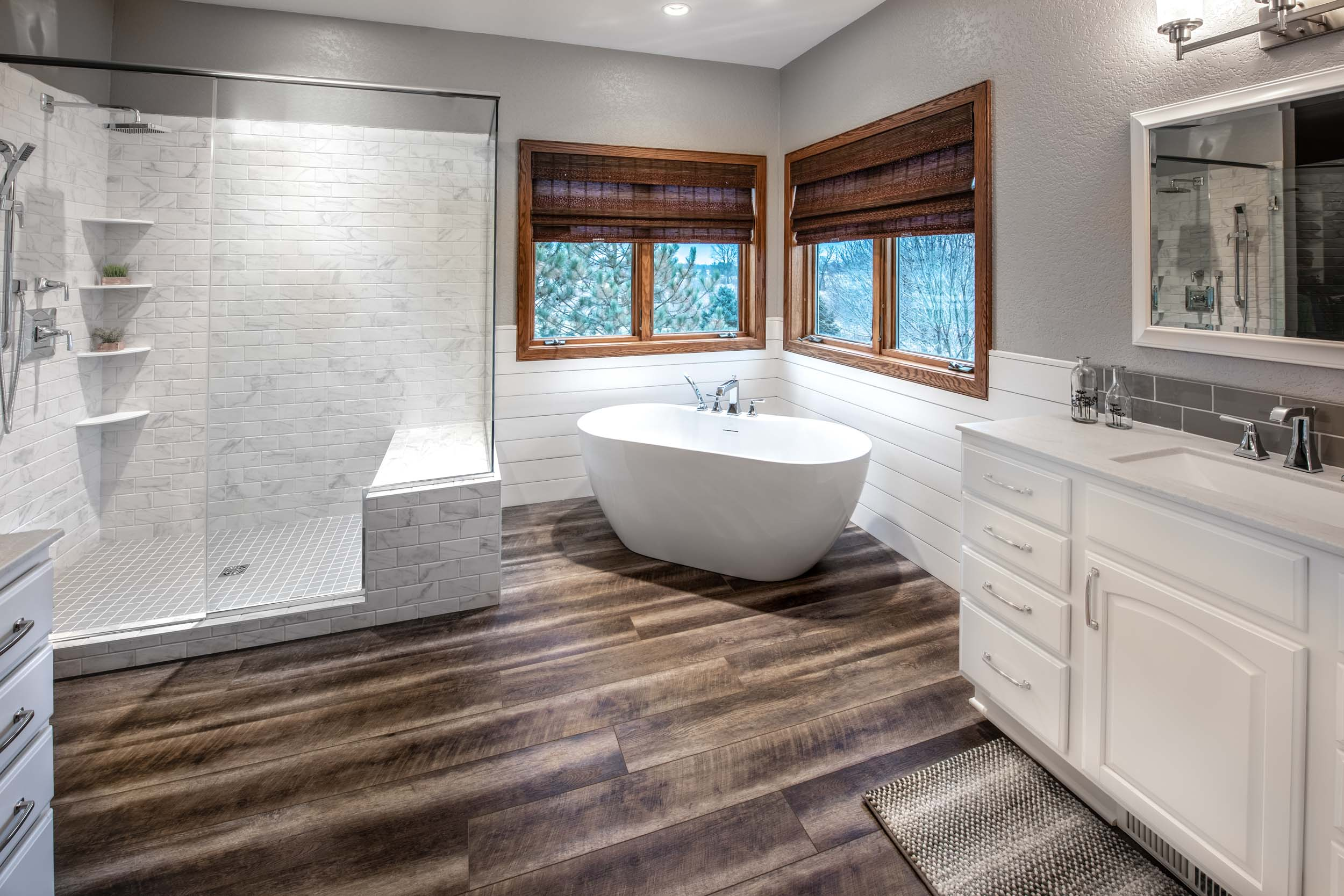 master bathroom Suite Design and Remodeling Madison, Wisconsin