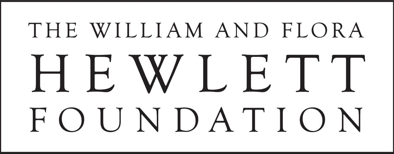Hewlett Foundation Case Study
