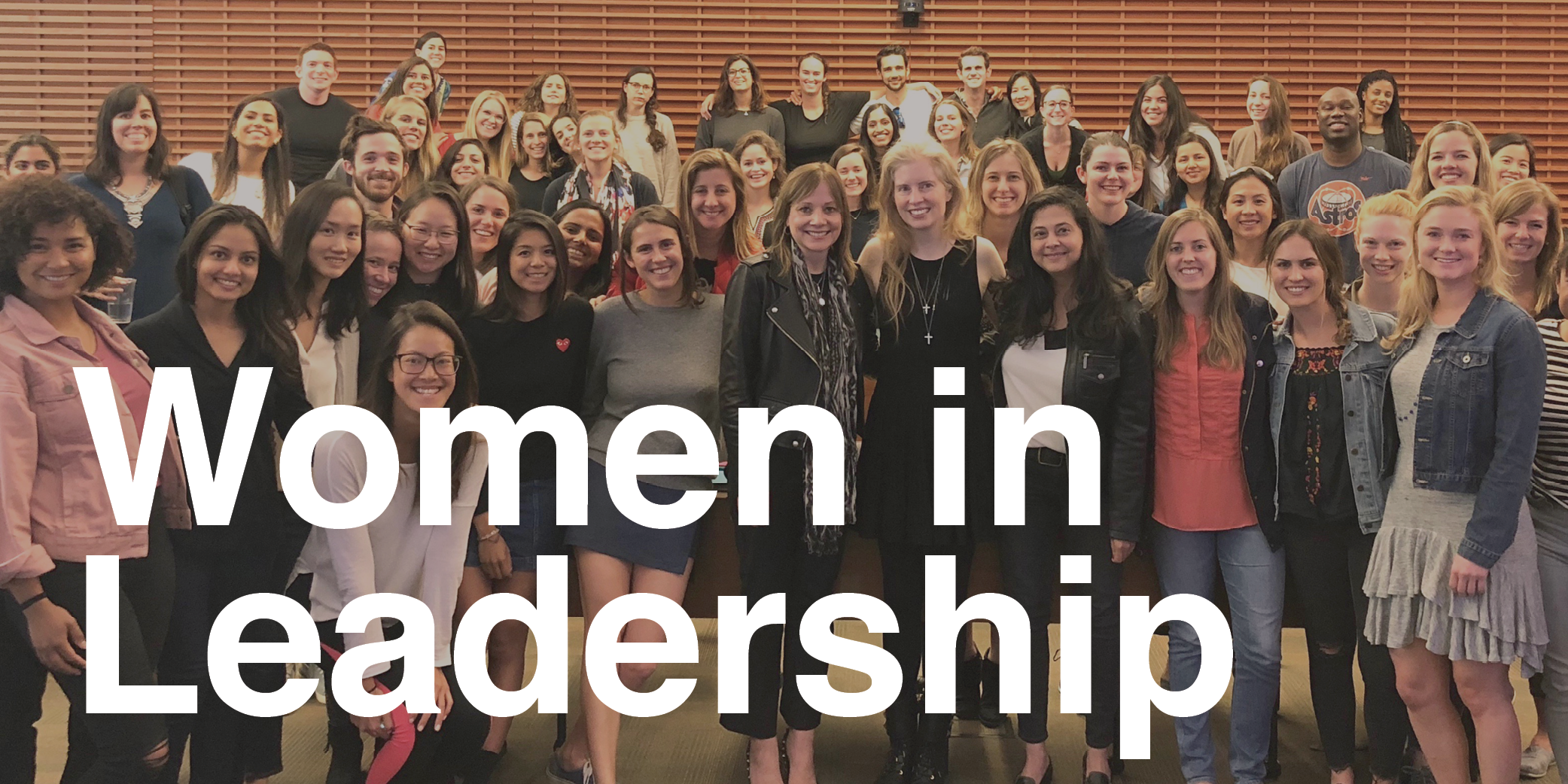 Access materials to be empowered as a woman in leadership