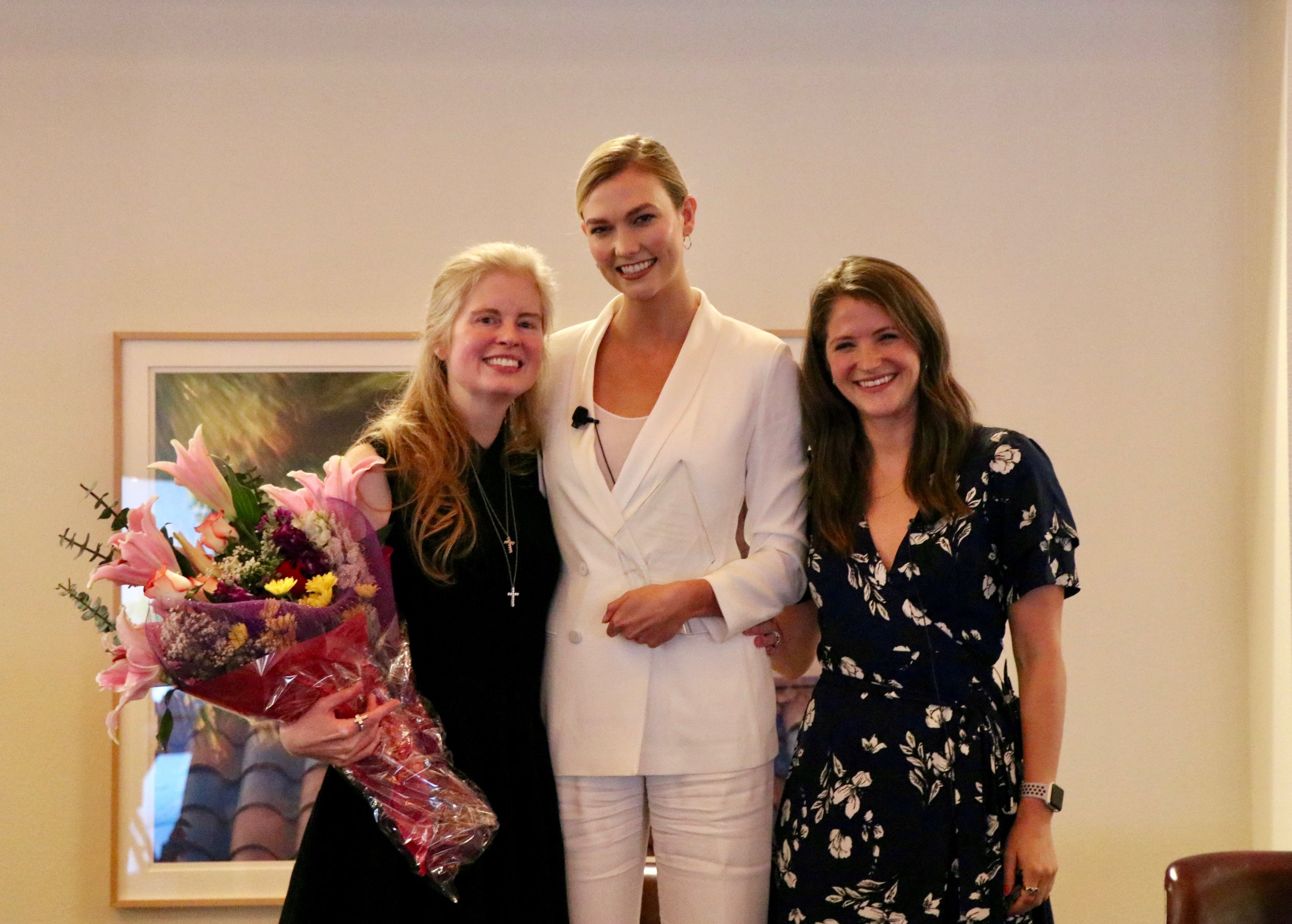 """Kode with Klossy has been this amazing opportunity to help these other young women have access to these skills. . . We just open the door for them."" - Karlie Kloss on Kode with Klossy and empowering the next generation of women leaders"