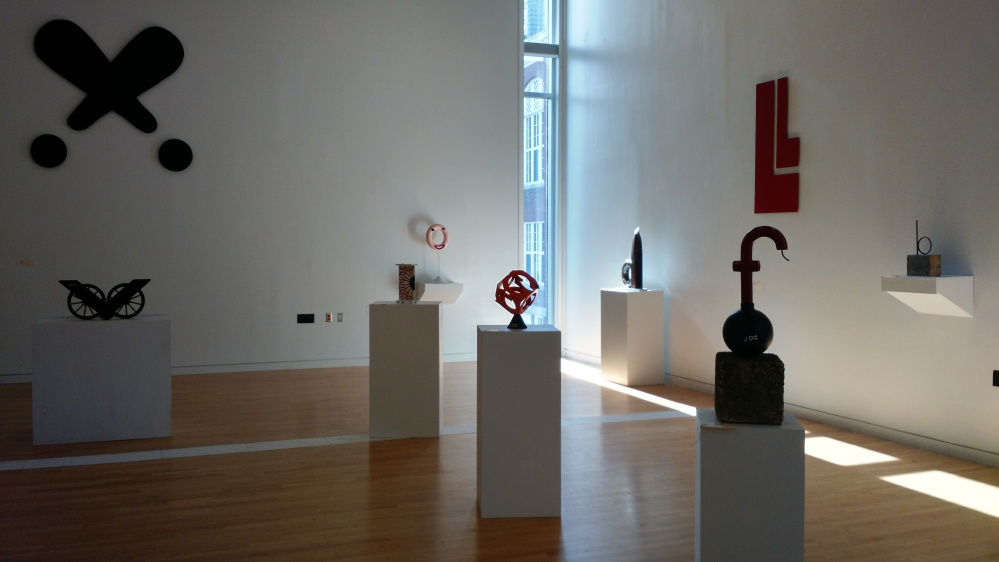 - Sculptor Jay Sawyer Brings the ABCs to UMFMAINE TODAY