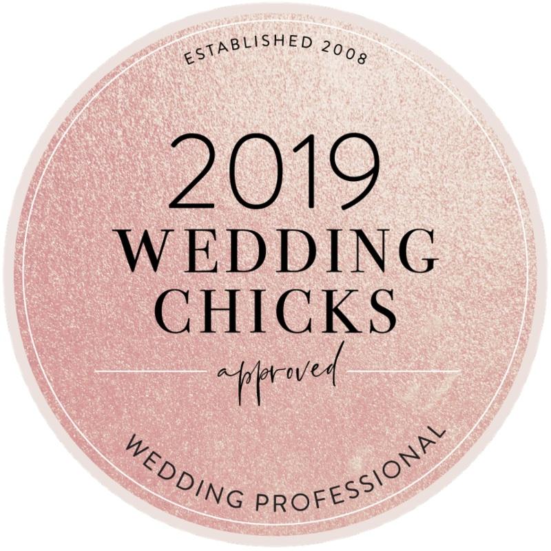 Featured on Wedding Chicks