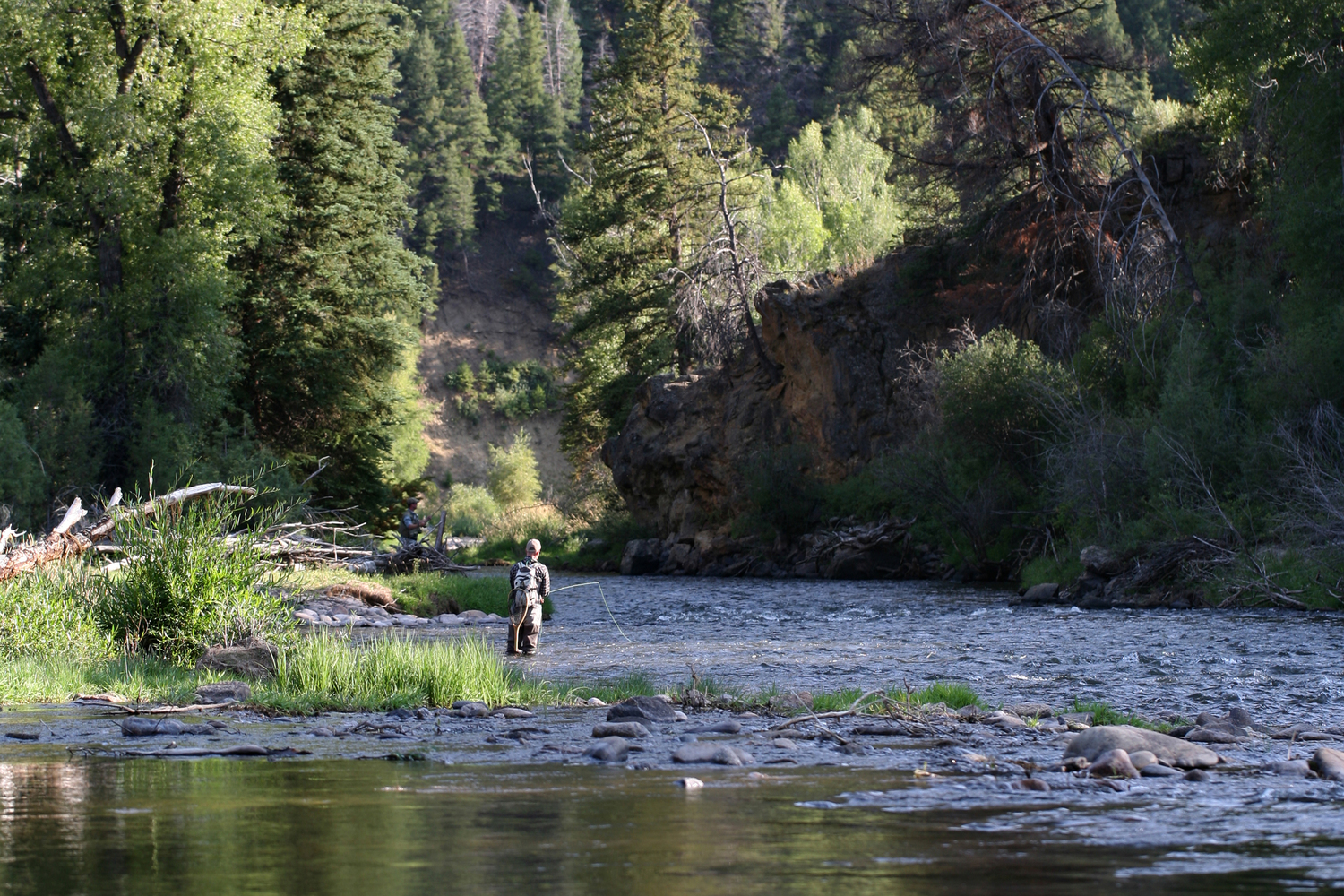 Fishing Locations — Golden River Sports