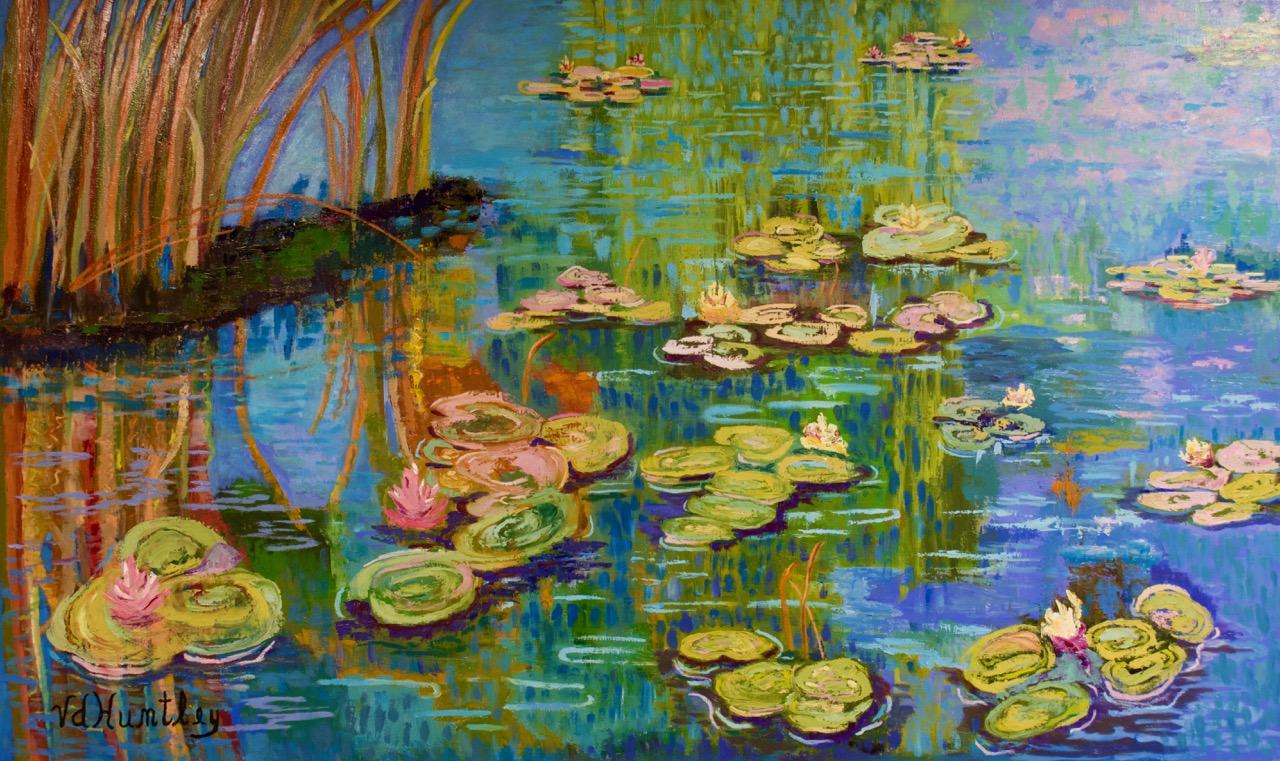 Pond at WYE - 60