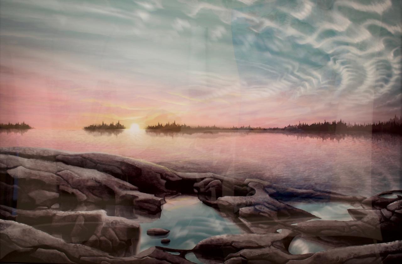 Kilbear Sunset - 36