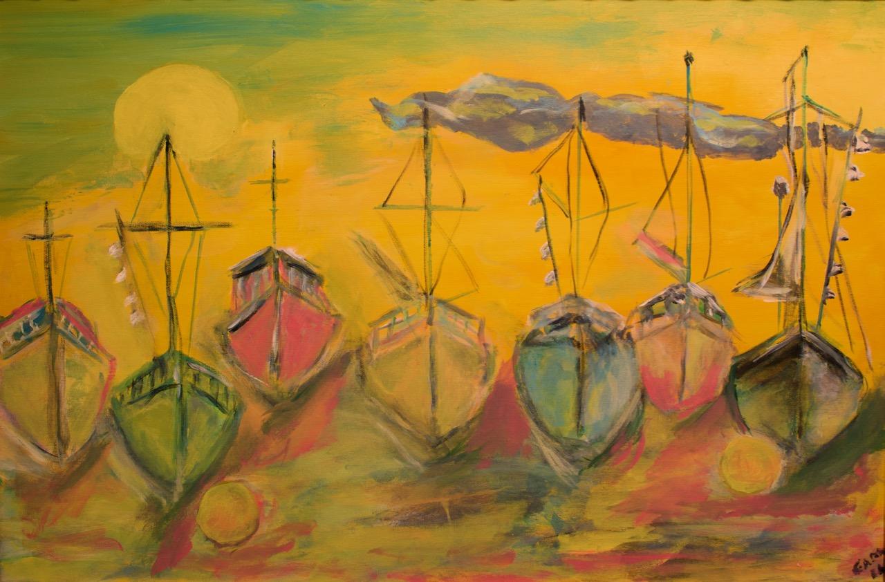 Sailboats - 41