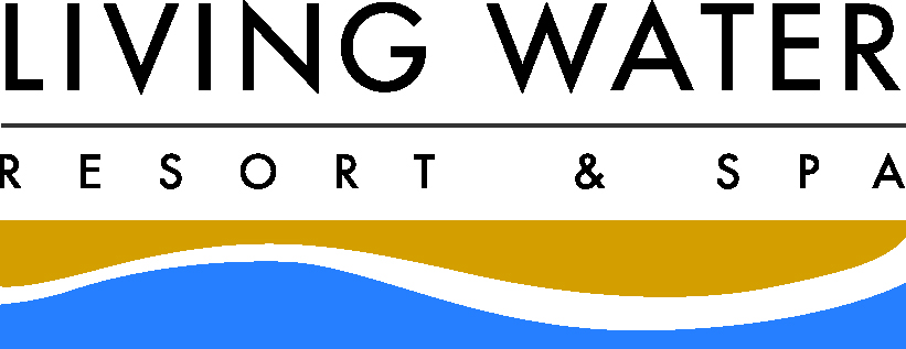 - Thank you to Living Water Resort & Spa for your support for this event.