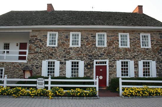 dobbin house