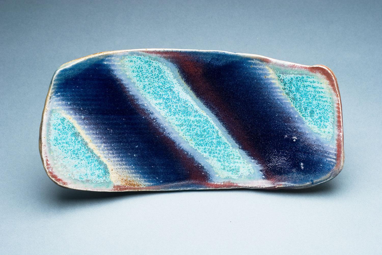 Free-form slab plate