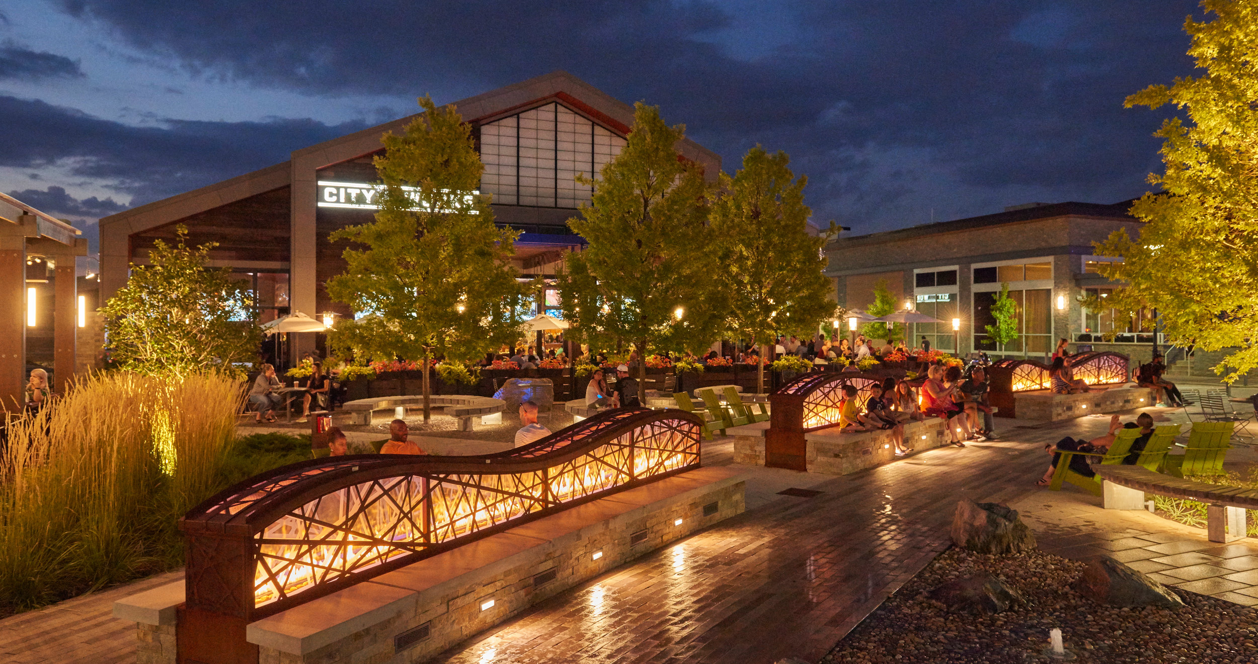 King Of Prussia Town Center Architect