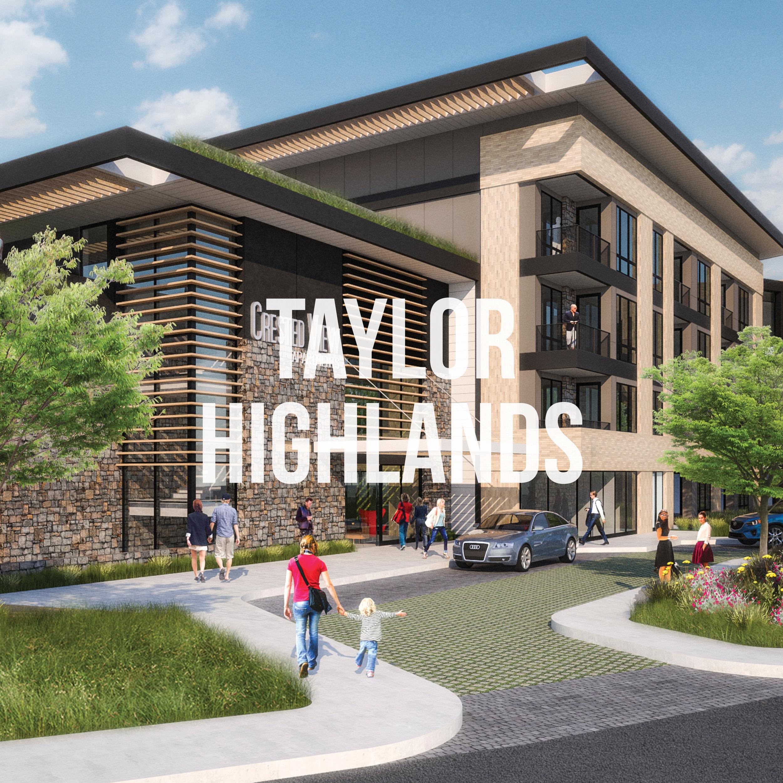 Taylor Highlands