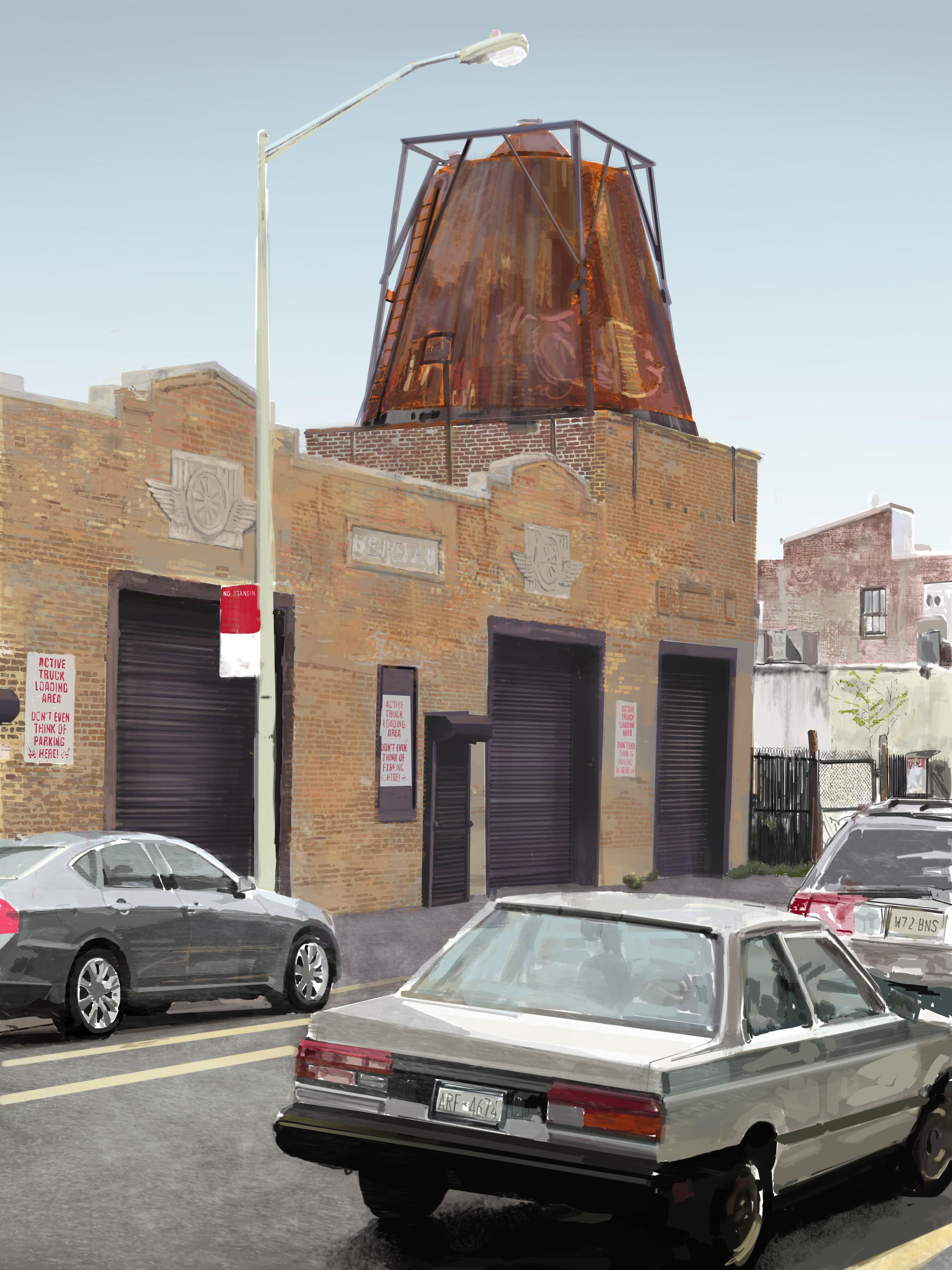 Brooklyn Factory