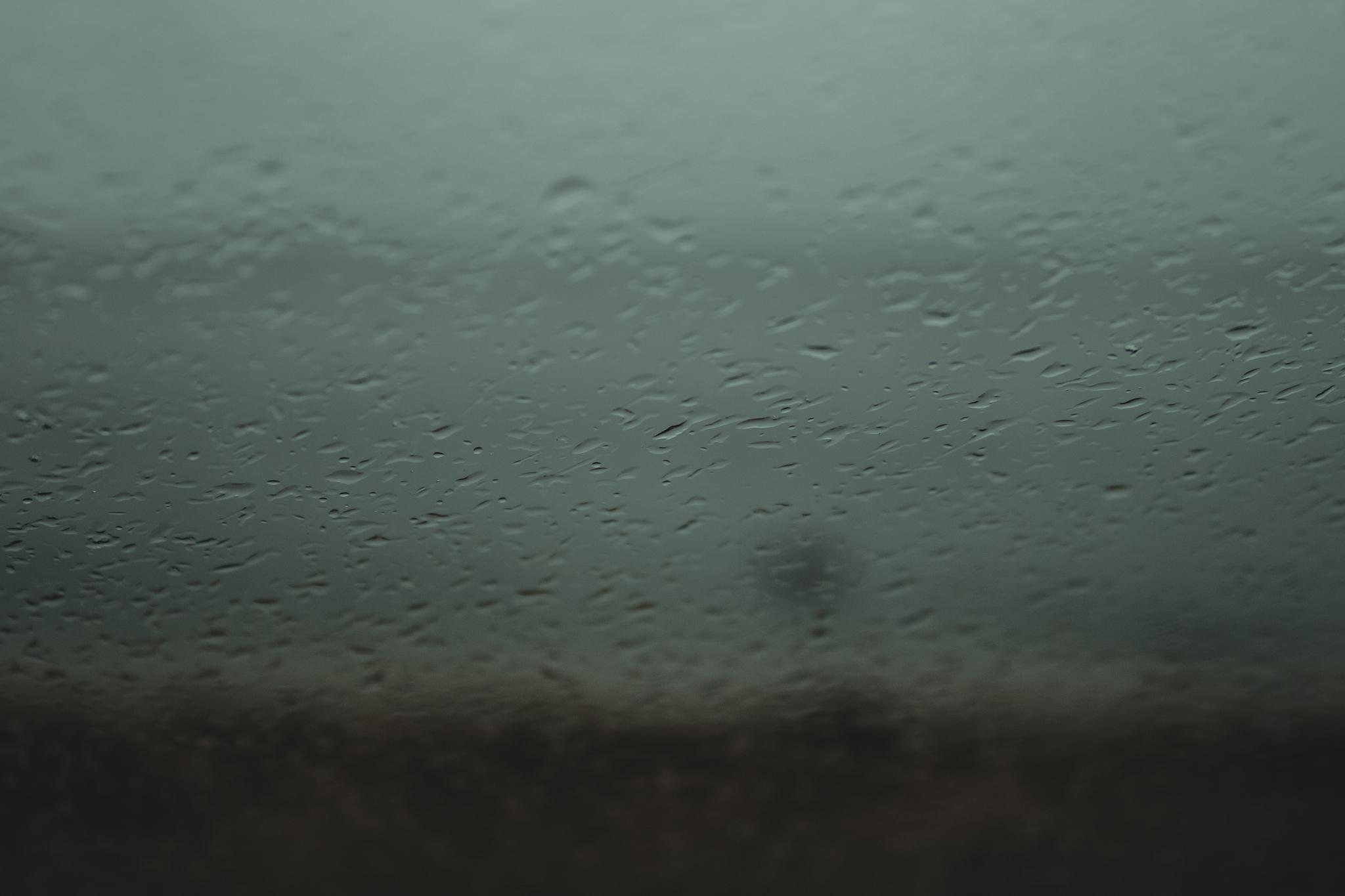 august 17. morning rain