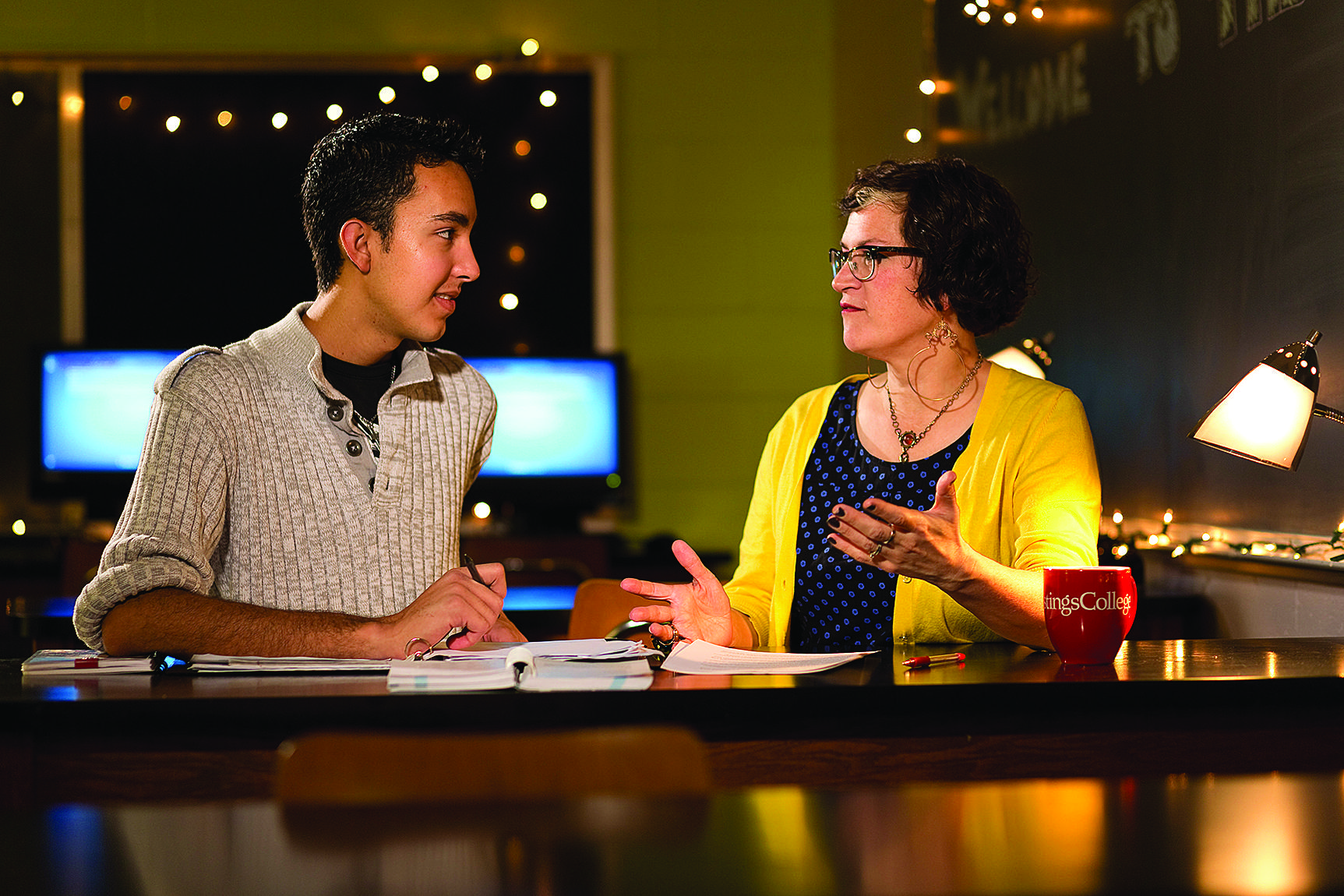 Career Services - Hastings College