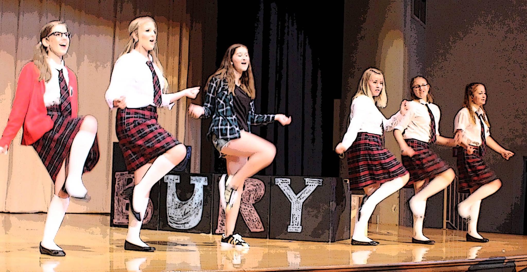 Boxcar Theatre Class Junior High & High School -