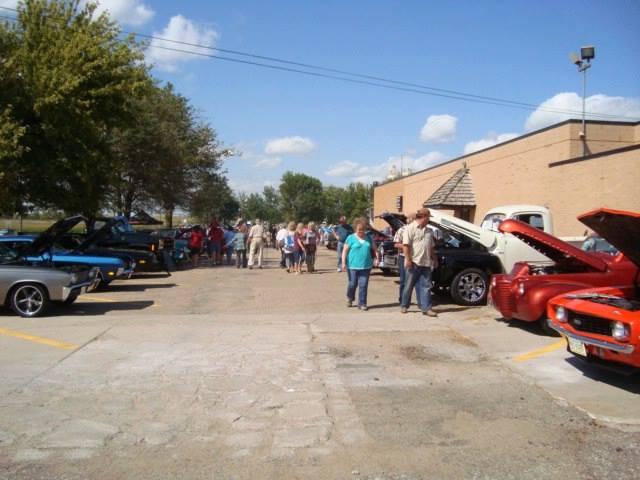 Fun in the Sun Kool-Aid Car Show -