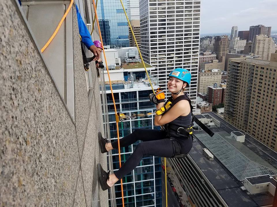 Over the Edge for Teens - Platte Valley Youth for Christ