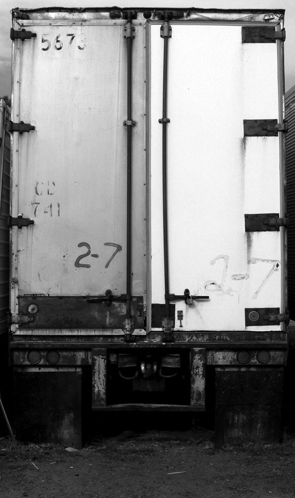 two door colors truck bw 01