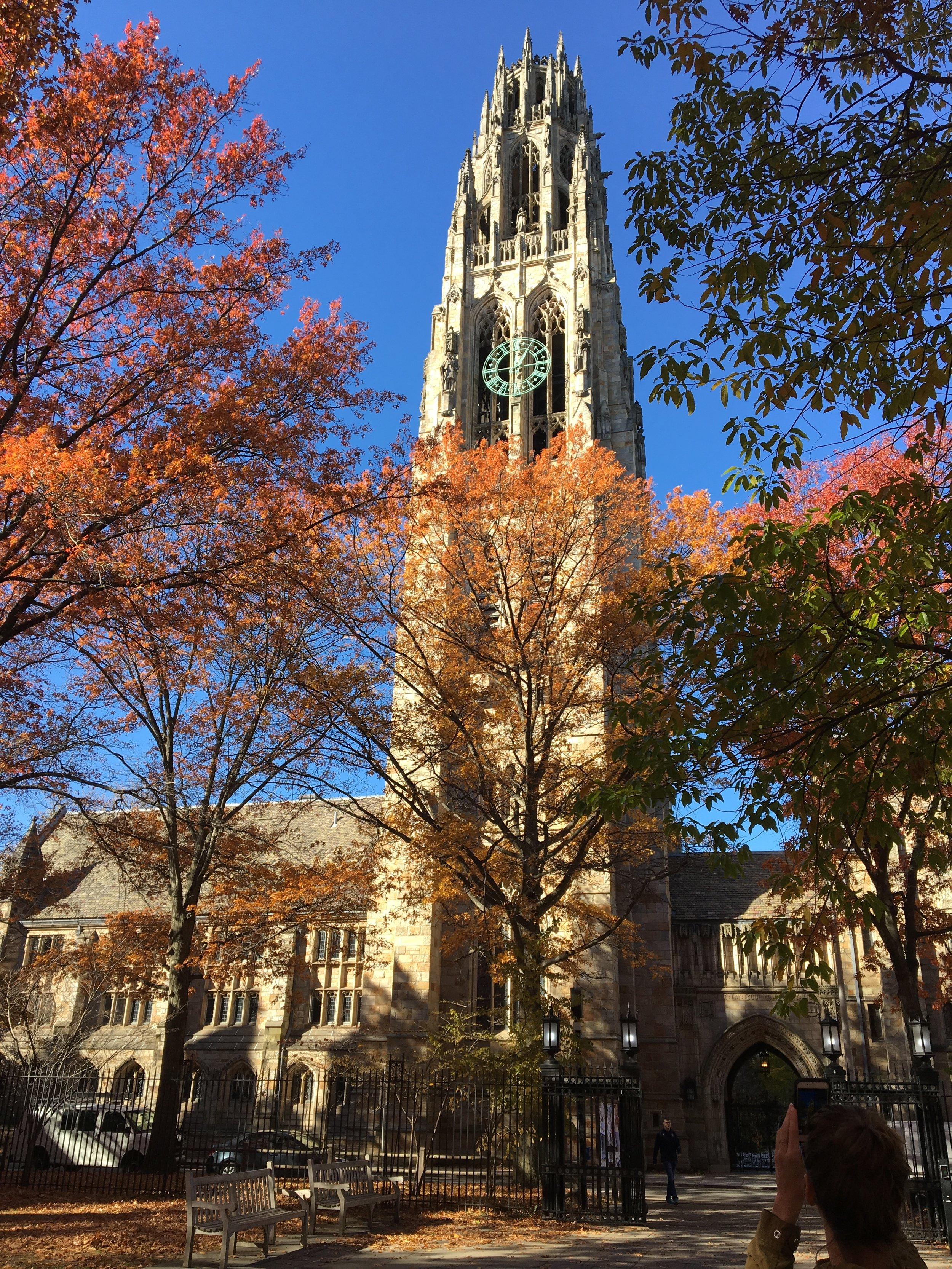 Harkness Tower, Yale University