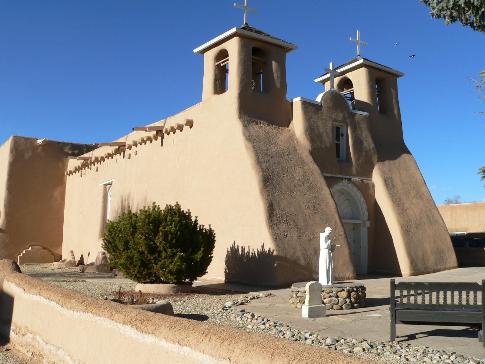 Rancho del Taos, New Mexico