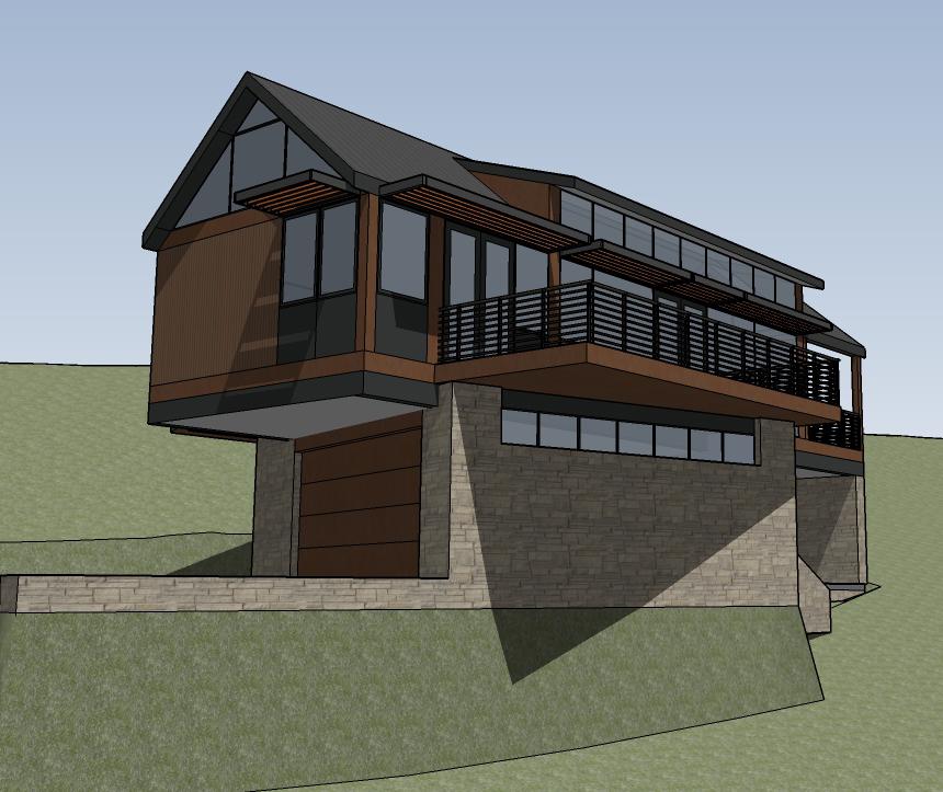 Blue Mountain estates project model.jpg