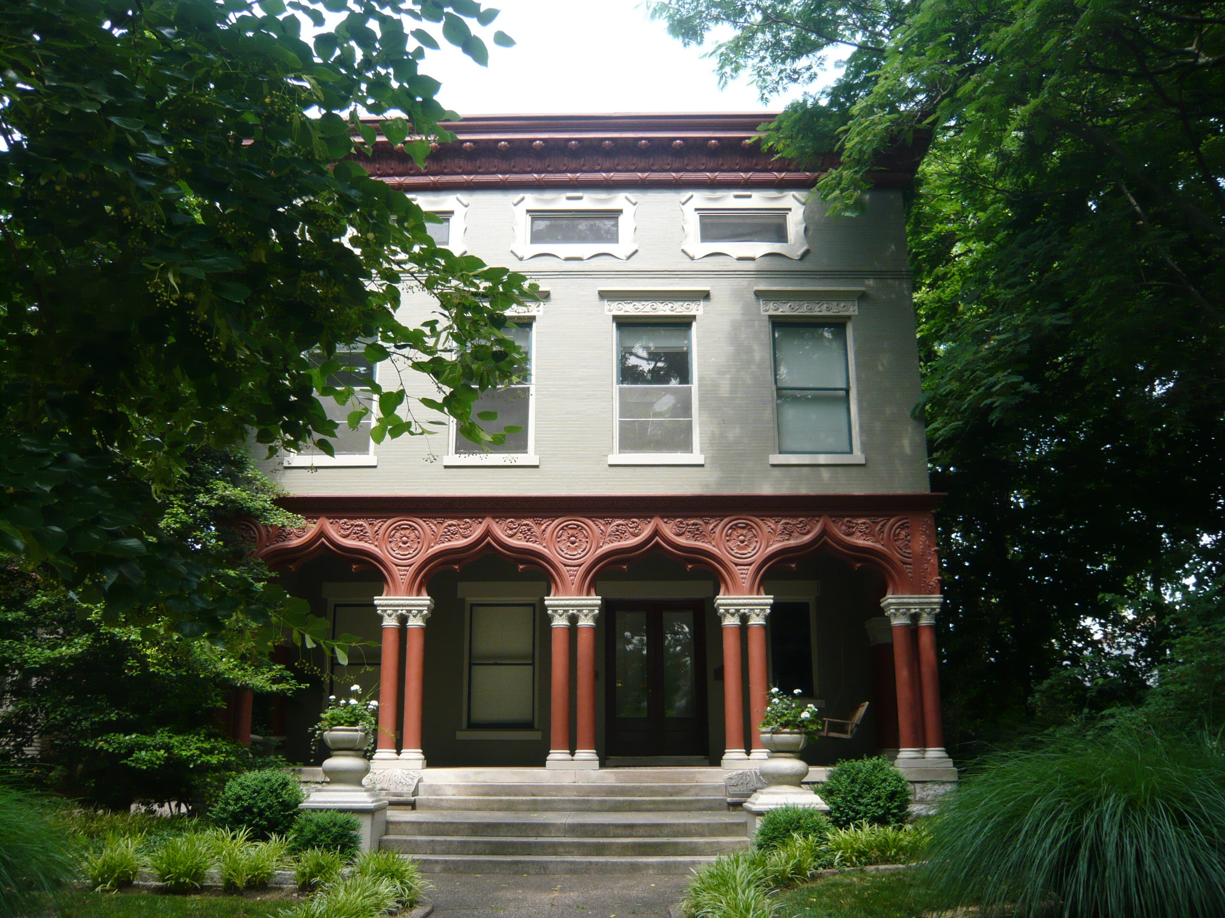 House in Old Louisville