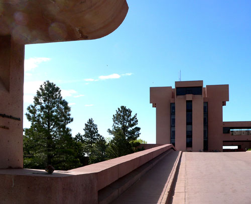 NCAR and I. M. Pei, entry image
