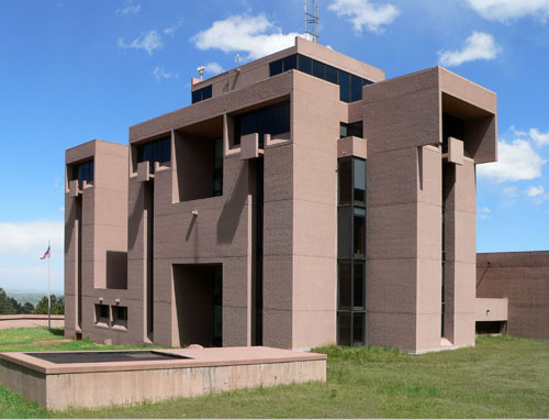 NCAR and I. M. Pei, tower complex