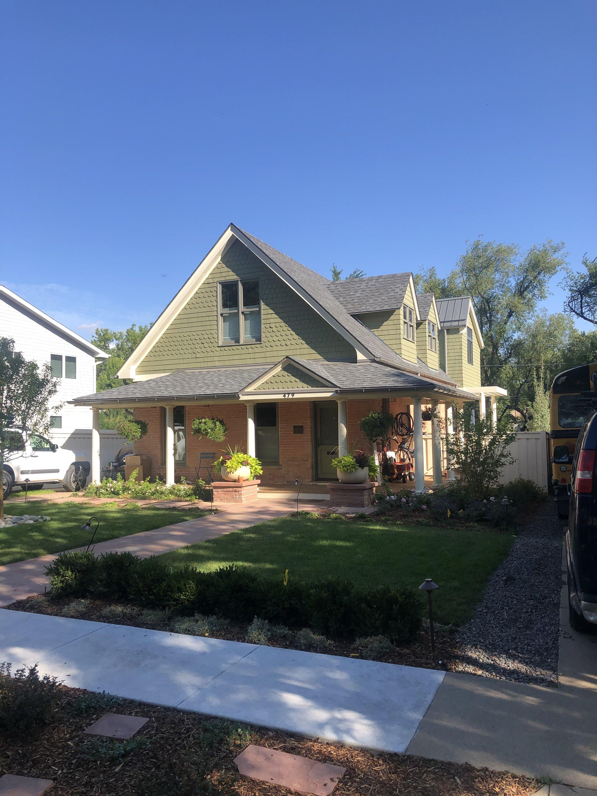 West Arapahoe Residence
