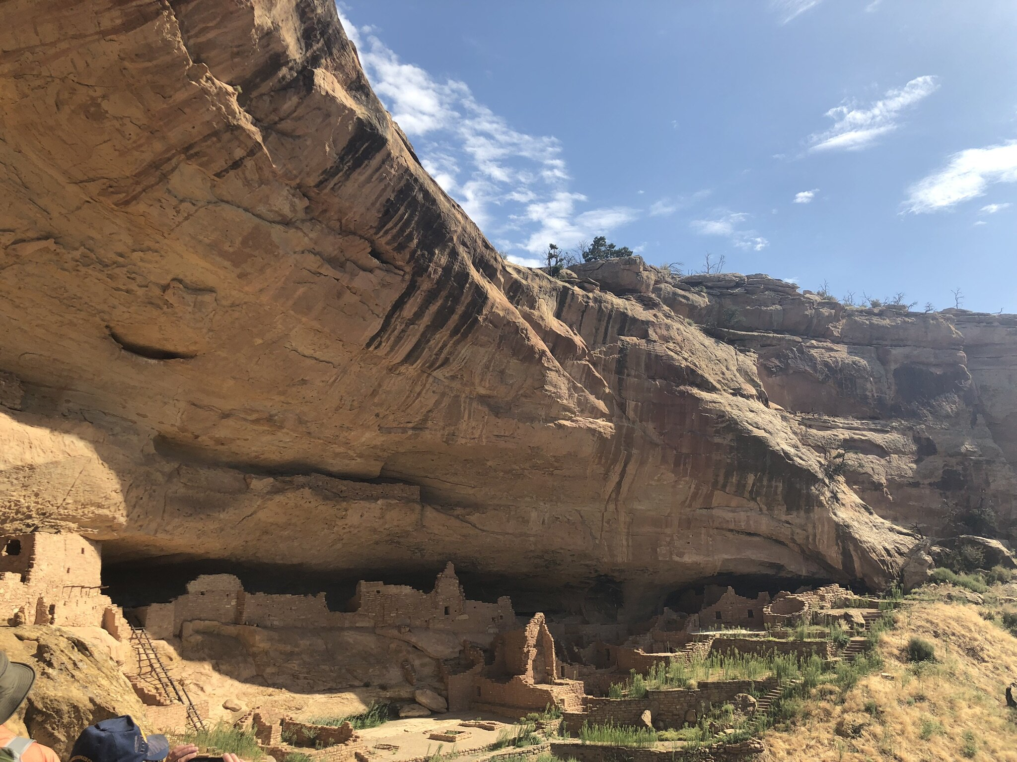 Long House cliff dwelling, Mesa Verde National Park