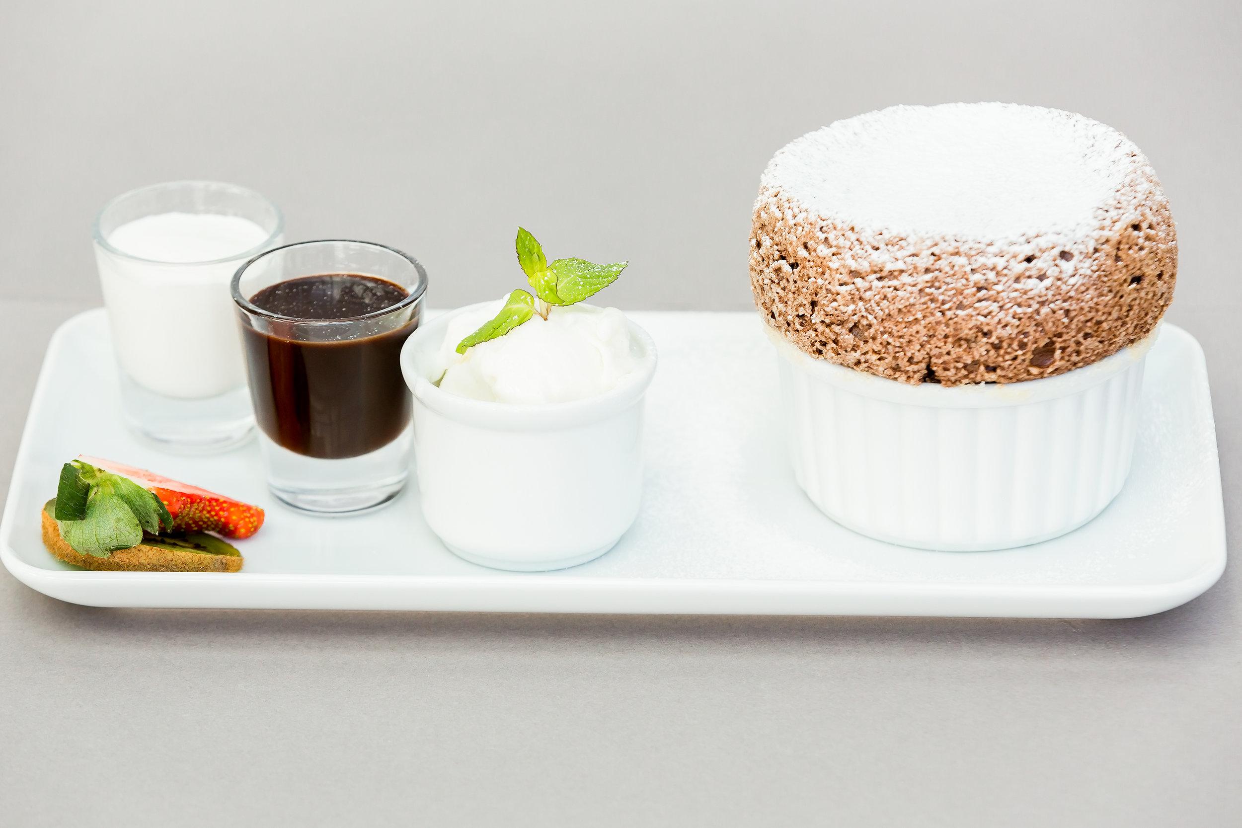 Mousses, Souffles & Frozen Desserts