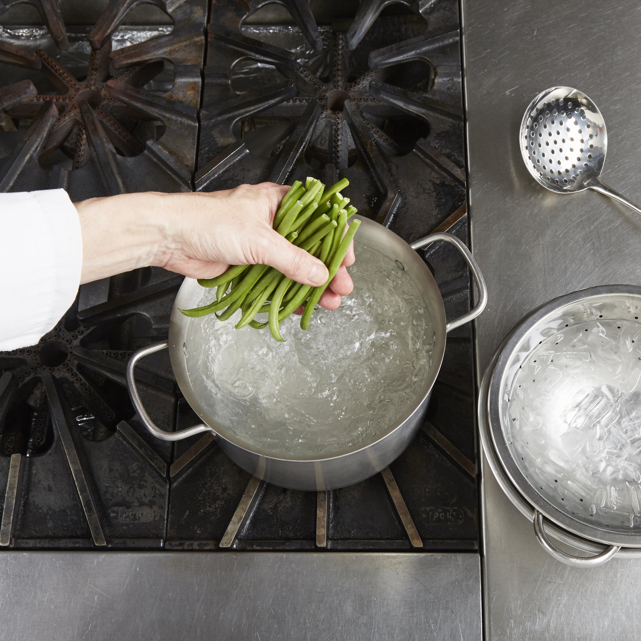 Vegetable Cooking Techniques -